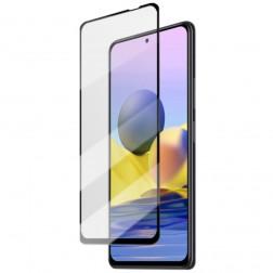 """Mocolo"" Tempered Glass ekrāna aizsargstikls 0.26 mm - melns (Redmi Note 10S / Note 10 4G)"