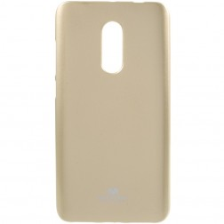 """Mercury"" apvalks - zelta (Redmi Note 4X)"