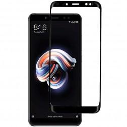 """Imak"" Tempered Glass ekrāna aizsargstikls 0.26 mm - melns (Redmi Note 5 2018)"