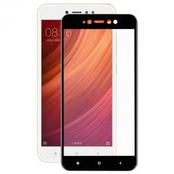 """Mofi"" Tempered Glass ekrāna aizsargstikls 0.26 mm - melns (Redmi Note 5A)"