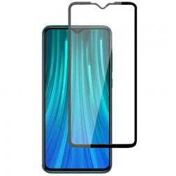 """Rurihai"" Tempered Glass ekrāna aizsargstikls 0.26 mm - melns (Redmi Note 8 Pro)"