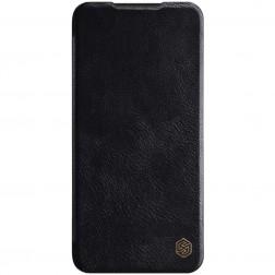 """""""Nillkin"""" Qin atvēramais maciņš - melns (Redmi Note 8 Pro)"""