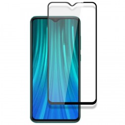 """Mocolo"" Tempered Glass ekrāna aizsargstikls 0.26 mm - melns (Redmi Note 8T)"