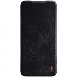 """""""Nillkin"""" Qin atvēramais maciņš - melns (Redmi Note 9 Pro)"""