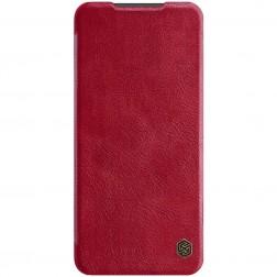 """""""Nillkin"""" Qin atvēramais maciņš - sarkans (Redmi Note 9 Pro)"""