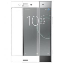 """3D Rewan"" Tempered Glass ekrāna aizsargstikls 0.26 mm - balts (Xperia XZ Premium)"