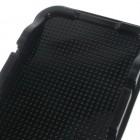 Melns Anti-Slip Pad paklājiņš, autoturētājs (XL lielums)