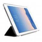 Apple iPad Air 2 (2014, 2015) plāns atvēramais melns futrālis