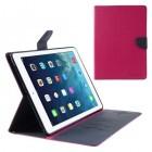 """""""Mercury"""" Fancy Apple iPad Air 2 rozs ādas maciņš"""