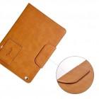 """""""Remax"""" Pedestrian serijos solidus atverčiamas šviesiai rudas odinis dėklas, rankinė"""