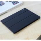"""Apple iPad Air 2 plāns atvēramais """"Rock"""" Uni melns maciņš"""