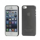 Apple iPhone 5 pasaulē planākais melns futrālis