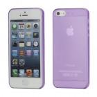 Apple iPhone 5 pasaulē planākais violets futrālis