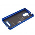 Asus Zenfone 3 Max (ZC520TL) Mercury tumši zils cieta silikona (TPU) futrālis