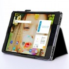 Asus ZenPad 3S 10 (Z500M) atvēramais melns maciņš