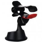 """""""Baseus"""" Smart Car Mount melns telefona autoturētājs / Piederumi.lv"""
