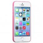 Hoco Thin Apple iPhone 5S rozs dzidrs plastmāsas plāns futrālis