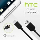 HTC USB Type-C 73H00621-00M melns vads 1,2 m. (origināls)