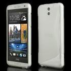 HTC Desire 610 dzidrs cieta silikona futrālis