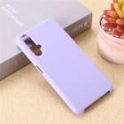 Huawei Honor 20 (Nova 5T) Shell cieta silikona (TPU) violeta apvalks