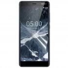 Nokia 5.1 (2018) ekrāna aizsargplēve - dzidra