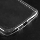 Huawei Y5 2017 (Y5 III) / Y6 2017 dzidrs (caurspīdīgs) cieta silikona TPU pasaulē planākais pelēks apvalks