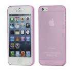 Apple iPhone 5 pasaulē planākais rozs futrālis