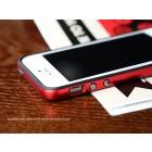 """""""Rock"""" Royce sus""""Rock"""" Royce pastiprinātas aizsardzības melns Apple iPhone 5 (5s, SE) apvalkstiprintos apsaugos Apple iPhone 5 (5s,SE) juodas kieto silikono (TPU) ir plastiko dėklas"""