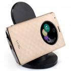 """ITian"" A2 Qi Wireless melns bezvadu lādētājs (Qi standarts)"