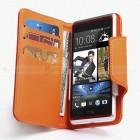 """""""Kalaideng"""" Versal universāls oranžs ādas telefona maciņš"""
