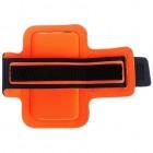 Led futrālis sportam (rokas saite) - oranžs, universāls (L+ izmērs)