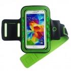 Led futrālis sportam (rokas saite) - zaļš, universāls (L+ izmērs)