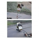 Mini universāls mini telefona autolādētājs, stiprināms pie loga