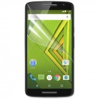 Motorola Moto X Play ekrāna aizsargplēve - dzidra