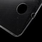 Motorola Nexus 6 dzidrs (caurspīdīgs) cieta silikona TPU pasaulē planākais apvalks