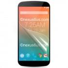 Motorola Nexus 6 ekrāna aizsargplēve - dzidra
