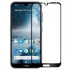 """Nokia 4.2 (2019) """"Rurihai"""" Tempered Glass melns ekrāna aizsargstikls"""
