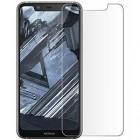 Nokia 5.1 Plus (2018) dzidrs ekrāna aizsargstikls (Tempered Glass)
