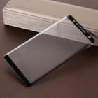 Nokia 8 Sirocco (Nokia 9) Calans Tempered Glass melns ekrāna aizsargstikls
