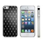Apple iPhone 5S elegants melns futrālis ar spīduļiem