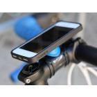 """Apple iPhone 5, 5S, SE """"Quad Lock"""" Bike Kit rinkinys dviračiui"""