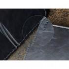 """""""Rock"""" melns universālais atverāms ieliktnis - maciņš (XL izmērs)"""