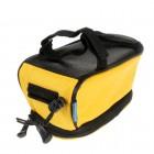 """Roswheel"" universāls telefona dzeltens futrālis velosipēdam (XL)"
