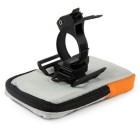 """""""Roswheel"""" oranžs universāls telefona futrālis velosipēdam (L)"""