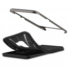 """""""Spigen"""" Neo Hybrid pastiprinātas aizsardzības melns Samsung Galaxy S9 (G960) apvalks"""