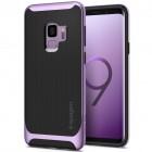 """""""Spigen"""" Neo Hybrid pastiprinātas aizsardzības violeta Samsung Galaxy S9 (G960) apvalks"""