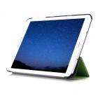 Samsung Galaxy Tab S2 9,7 (T815, T810) atvēramais zaļš maciņš