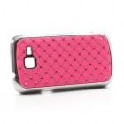 Samsung Galaxy Trend II S7570 elegants rozs  futrālis ar spīduļiem
