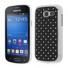 Samsung Galaxy Trend Lite S7390 (S7392) elegants melns apvalks ar spīduļiem