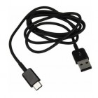 Samsung USB Type-C EP-DW720CBE melns vads 1,5 m. (origināls)